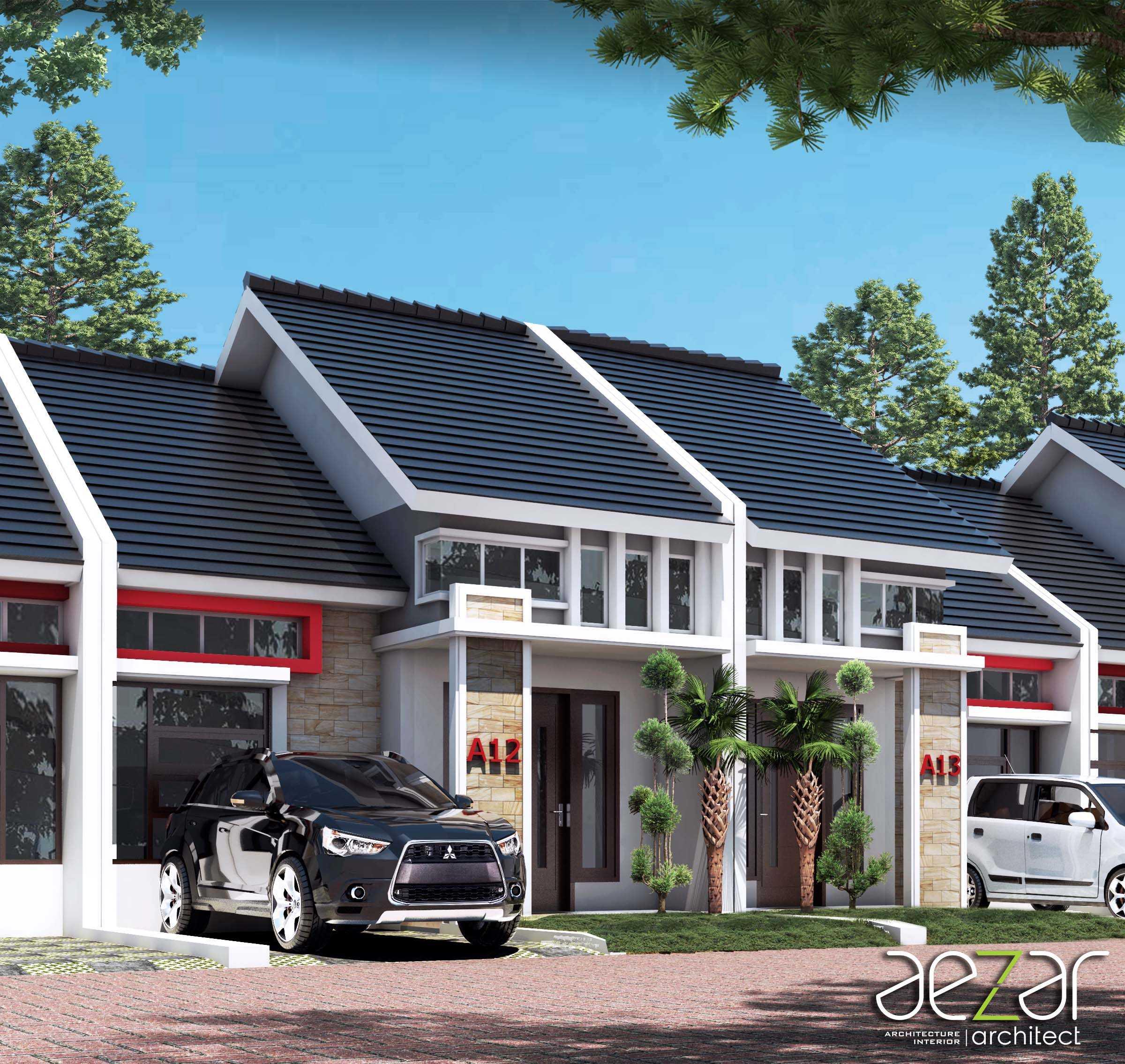 Aezar Architect Perumahan De Dwipa Kedungmundu Semarang, Jawa Tengah, Indonesia Semarang, Jawa Tengah, Indonesia Exterior View   54504