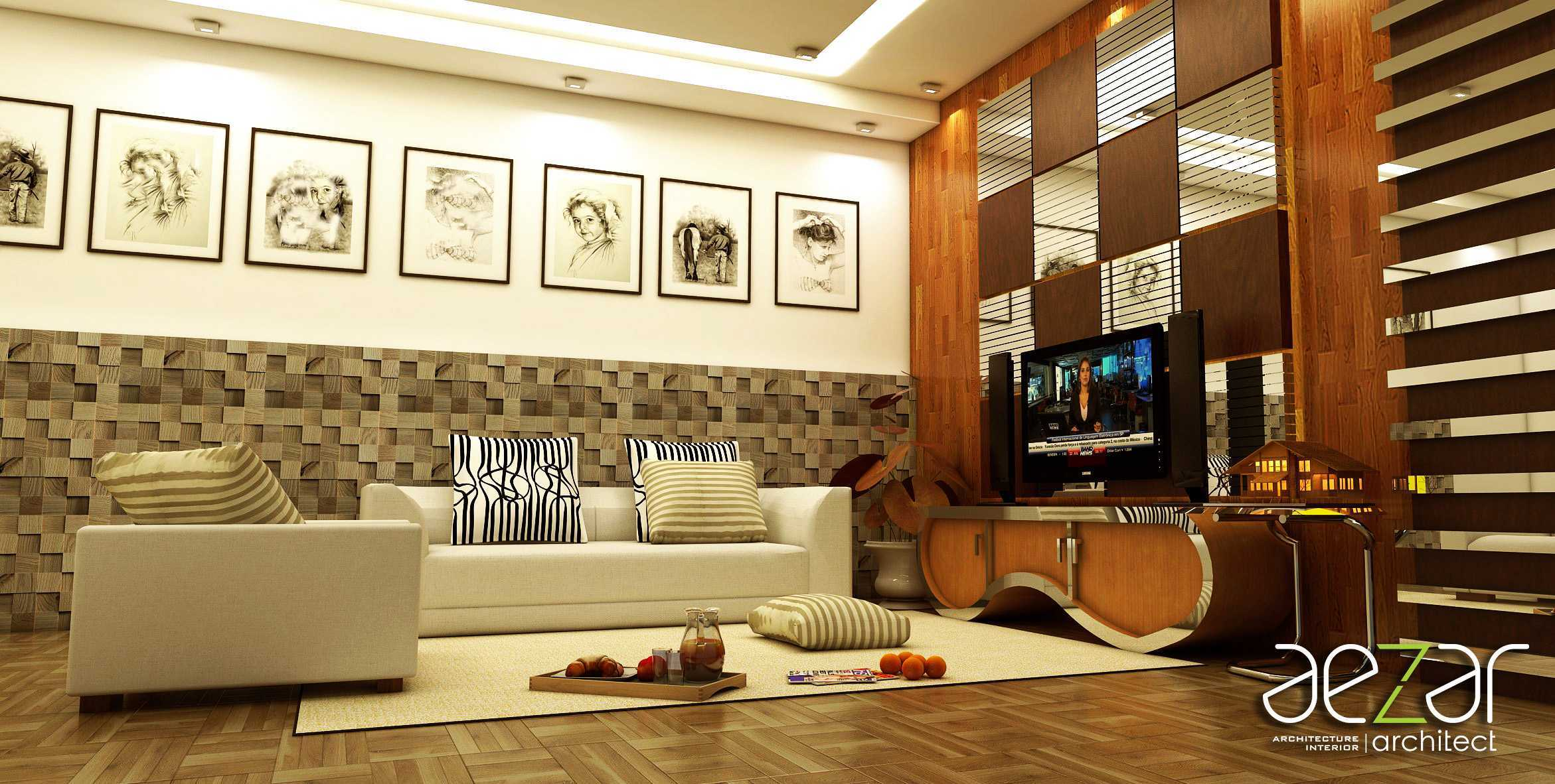Aezar Architect Ks House Kabupaten Sleman, Daerah Istimewa Yogyakarta, Indonesia Kabupaten Sleman, Daerah Istimewa Yogyakarta, Indonesia Family Room   54464