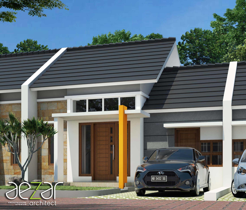 Aezar Architect Perumahan Grand Muktiwari Regency Bekasi, Tambelang, Bekasi, Jawa Barat, Indonesia Bekasi, Tambelang, Bekasi, Jawa Barat, Indonesia Exterior View Minimalis  54451