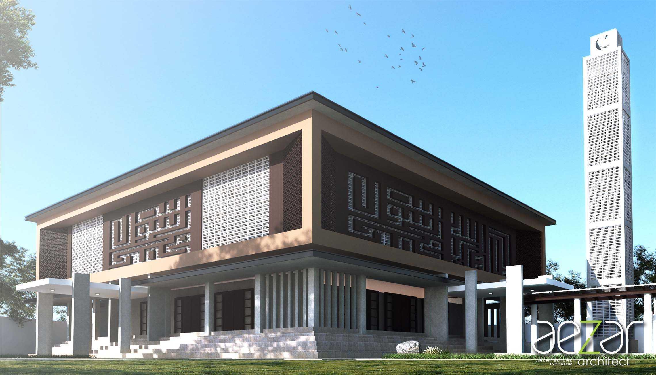 Aezar Architect Masjid Hasyim Asy'ari Kabupaten Cilacap, Jawa Tengah, Indonesia Kabupaten Cilacap, Jawa Tengah, Indonesia Exterior View   54441