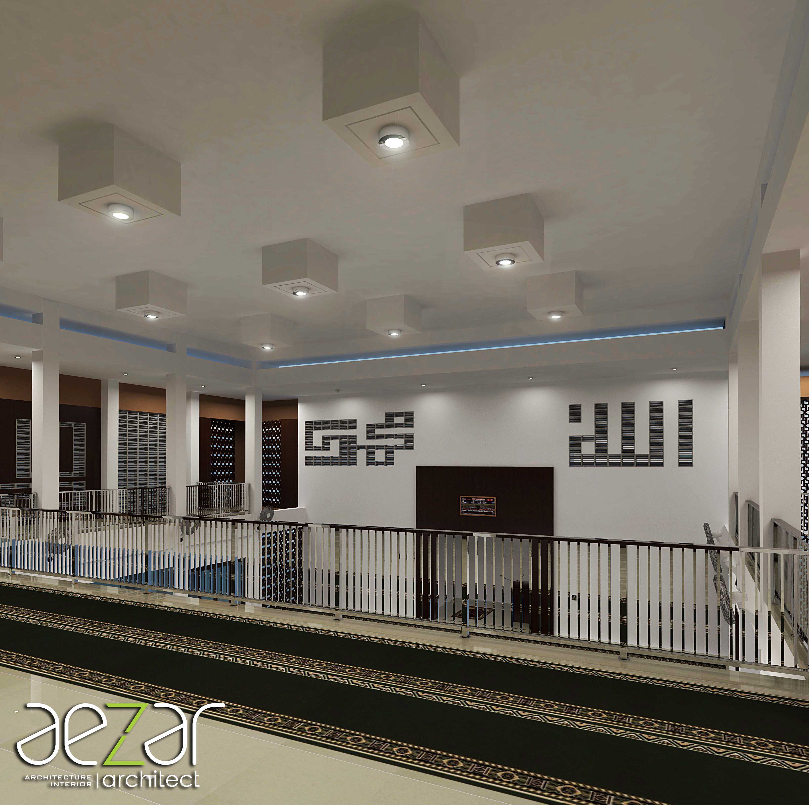 Aezar Architect Masjid Hasyim Asy'ari Kabupaten Cilacap, Jawa Tengah, Indonesia Kabupaten Cilacap, Jawa Tengah, Indonesia Interior View   54444