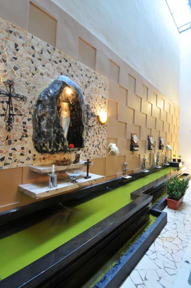 Triplus Homes Td House Kota Tgr. Sel., Kota Tangerang Selatan, Banten, Indonesia Kota Tgr. Sel., Kota Tangerang Selatan, Banten, Indonesia Pray Area Kontemporer  54566