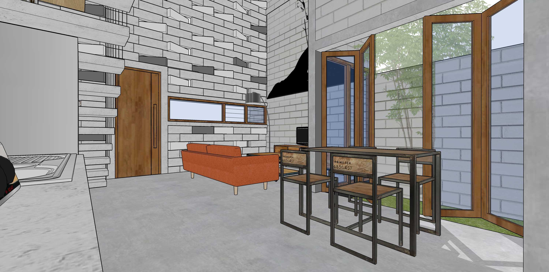 Ardea Architects Will's  House Depok, Kota Depok, Jawa Barat, Indonesia Depok, Kota Depok, Jawa Barat, Indonesia Ardea-Architects-Wills-House   58596