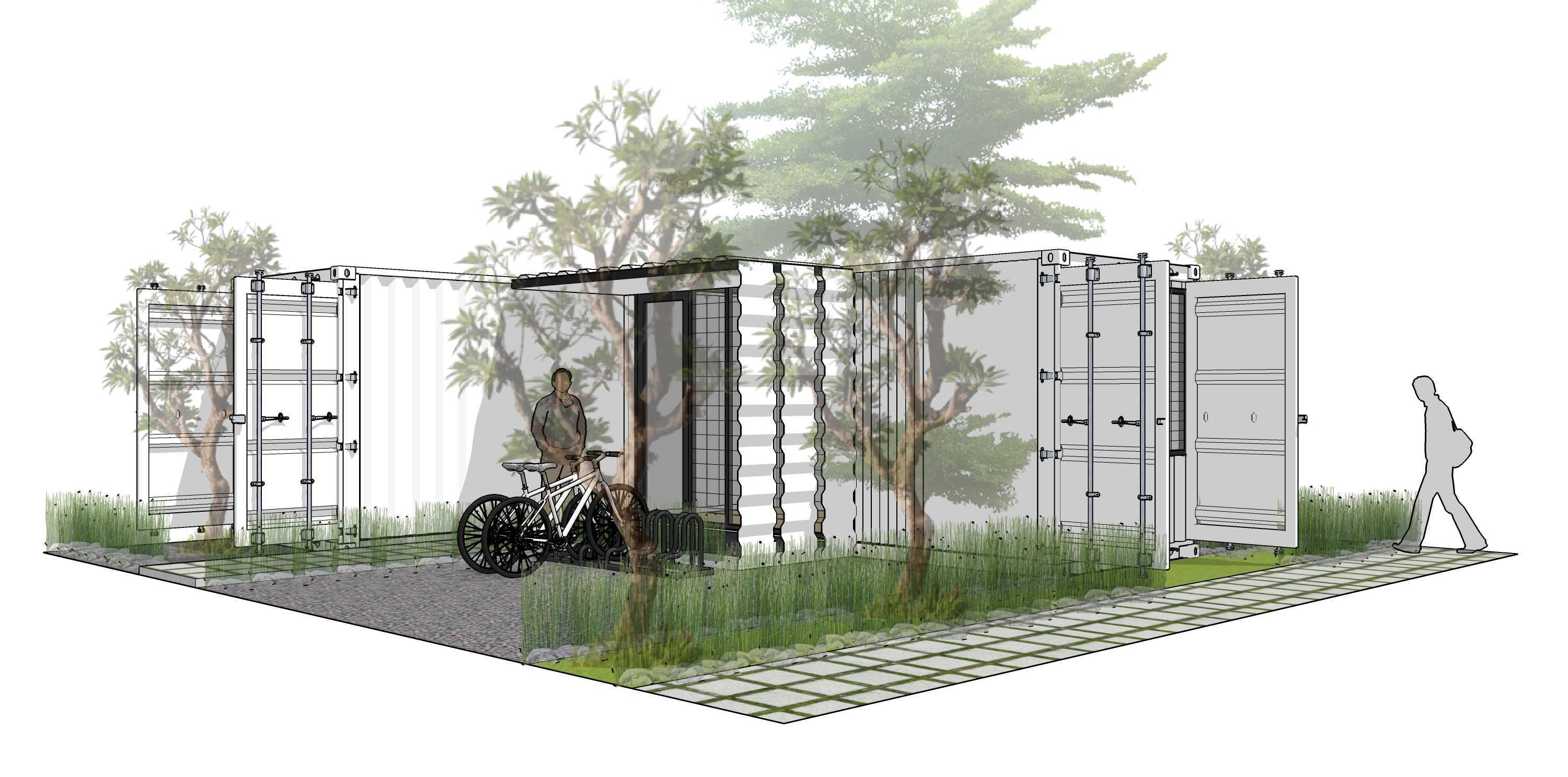 Ardea Architects Container Guest House Mandalay, Myanmar (Burma) Mandalay, Myanmar (Burma) Ardea-Architects-Container-Guest-House   58624