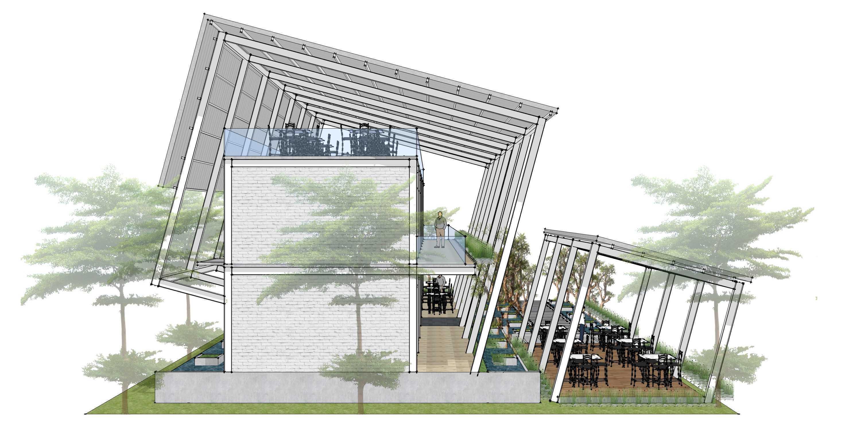 Ardea Architects The Sloping Hostel Myo Thar, Myanmar (Burma) Myo Thar, Myanmar (Burma) Ardea-Architects-The-Sloping-Hostel   58630