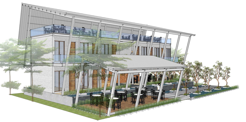 Ardea Architects The Sloping Hostel Myo Thar, Myanmar (Burma) Myo Thar, Myanmar (Burma) Ardea-Architects-The-Sloping-Hostel   58632