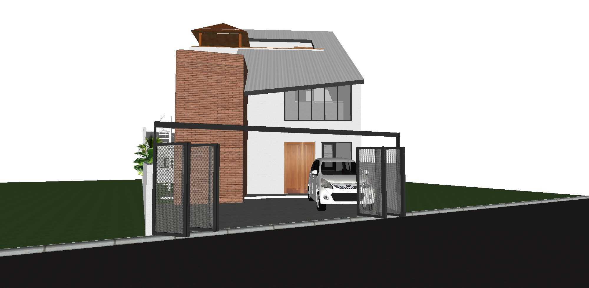 Zigzag Architecture Studio I House - Serpong Garden Cisauk, Tangerang, Banten, Indonesia Cisauk, Tangerang, Banten, Indonesia Zigzag-Architecture-Studio-I-House-Serpong-Garden   56165