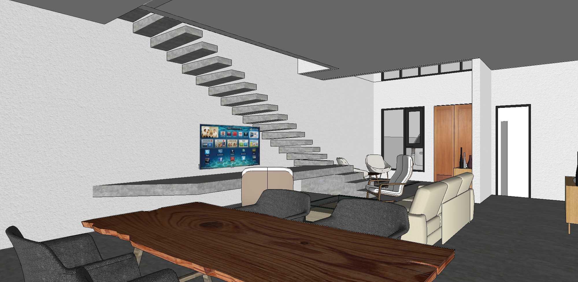 Zigzag Architecture Studio I House - Serpong Garden Cisauk, Tangerang, Banten, Indonesia Cisauk, Tangerang, Banten, Indonesia Zigzag-Architecture-Studio-I-House-Serpong-Garden   56170