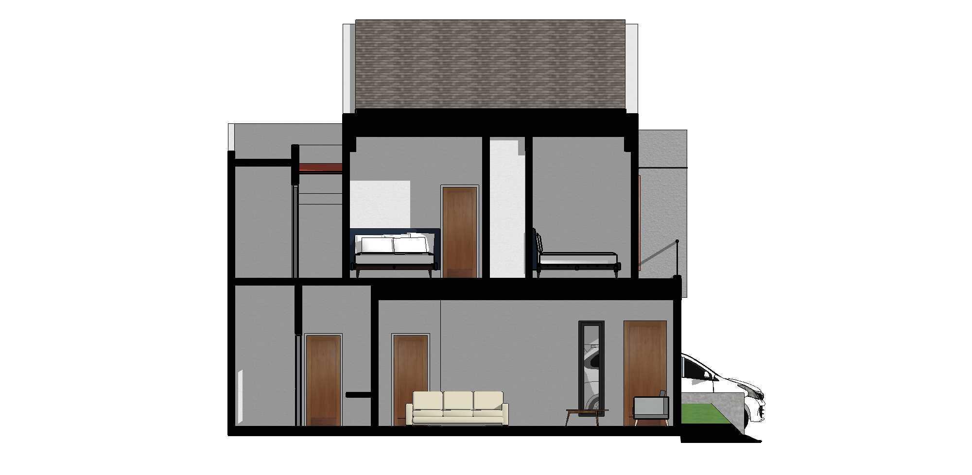 Zigzag Architecture Studio C House - Karawaci Karawaci, Kota Tangerang, Banten, Indonesia Karawaci, Kota Tangerang, Banten, Indonesia Zigzag-Architecture-Studio-C-House-Karawaci   59733