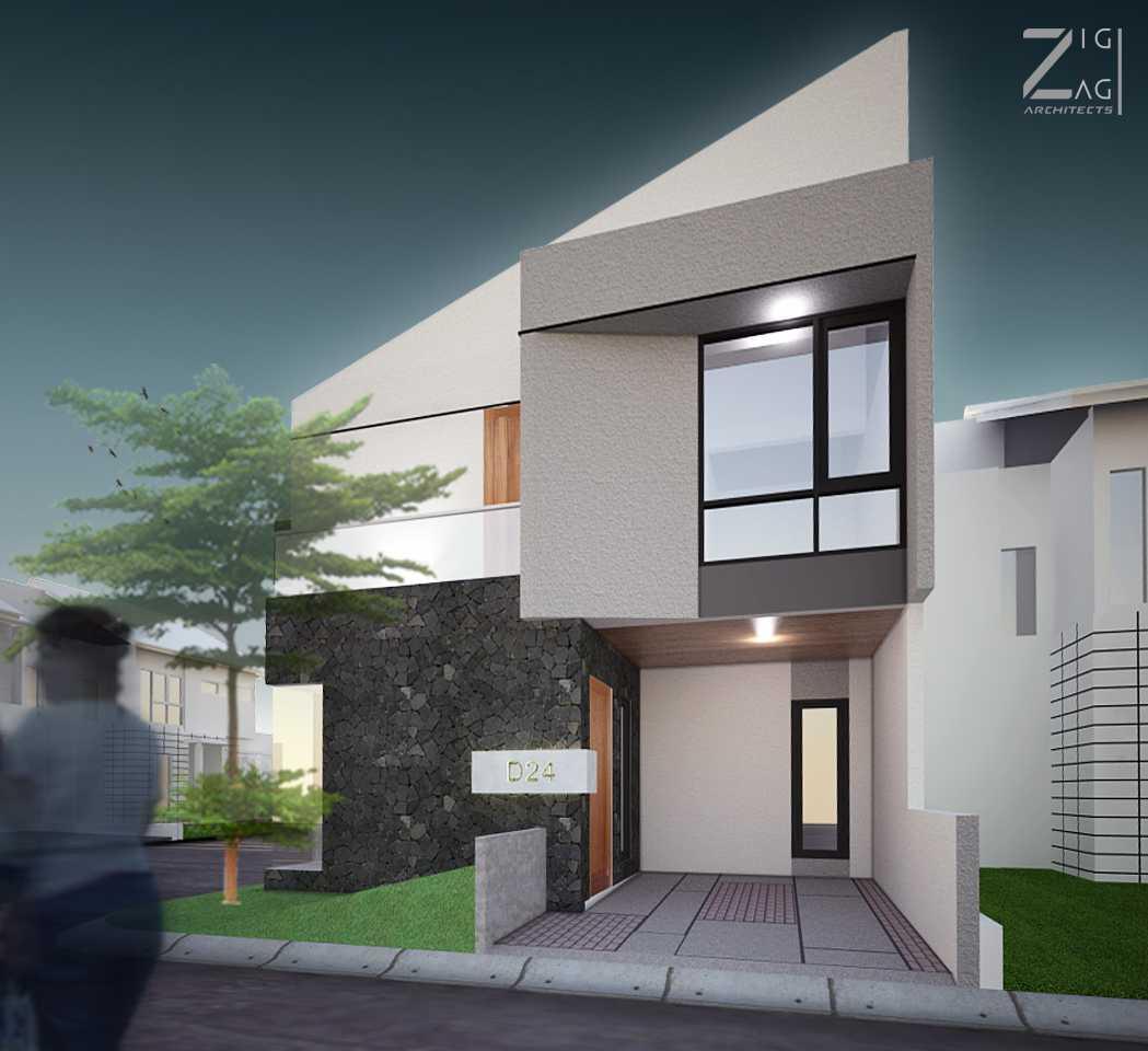 Zigzag Architecture Studio C House - Karawaci Karawaci, Kota Tangerang, Banten, Indonesia Karawaci, Kota Tangerang, Banten, Indonesia Zigzag-Architecture-Studio-C-House-Karawaci   59735