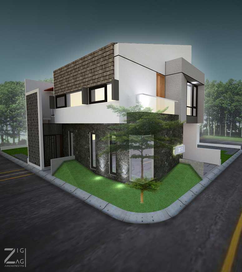 Zigzag Architecture Studio C House - Karawaci Karawaci, Kota Tangerang, Banten, Indonesia Karawaci, Kota Tangerang, Banten, Indonesia Zigzag-Architecture-Studio-C-House-Karawaci   59736