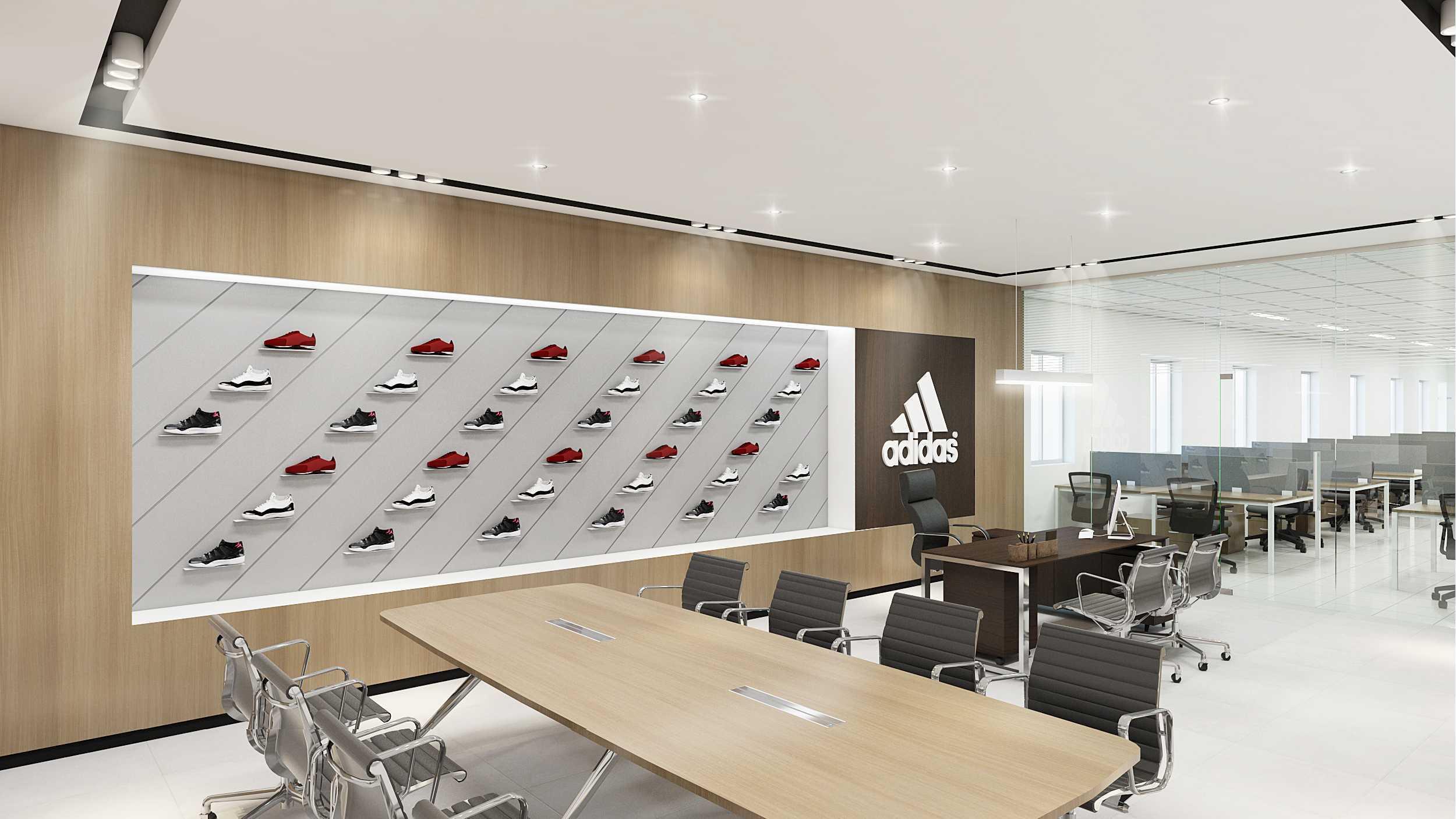 Atelier Vasturuang Adidas Factory Serang, Kec. Serang, Kota Serang, Banten, Indonesia Serang, Kec. Serang, Kota Serang, Banten, Indonesia Jari-Vogest-Desain-Interior-Kantor   78155