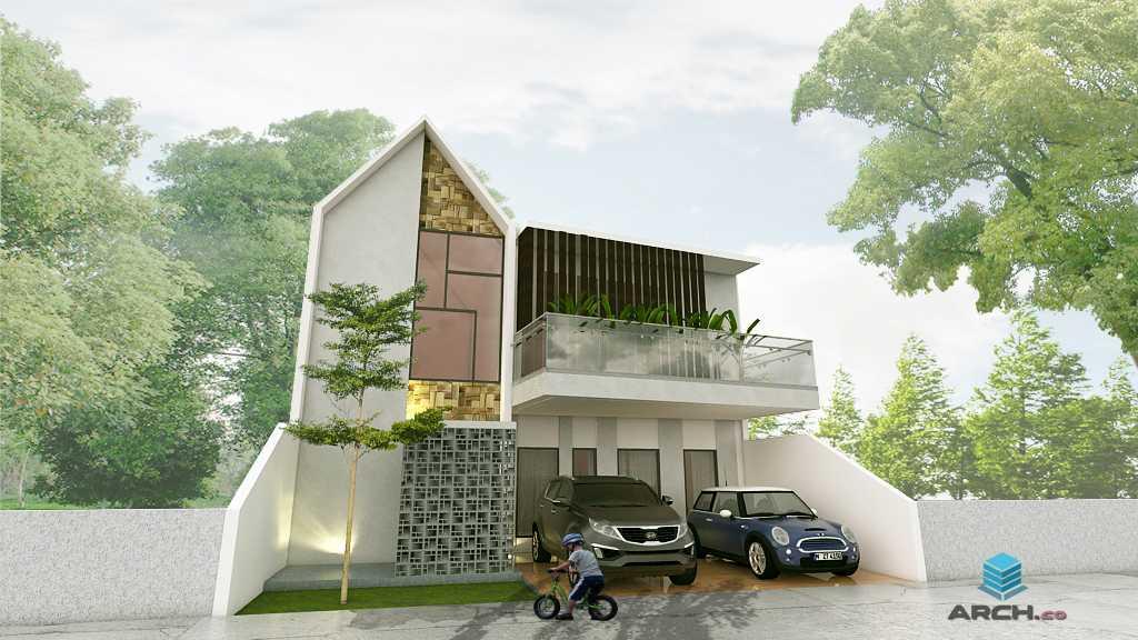 Arch.co Hub House  Jakarta, Daerah Khusus Ibukota Jakarta, Indonesia Jakarta, Daerah Khusus Ibukota Jakarta, Indonesia Archco-Hub-House-   57055