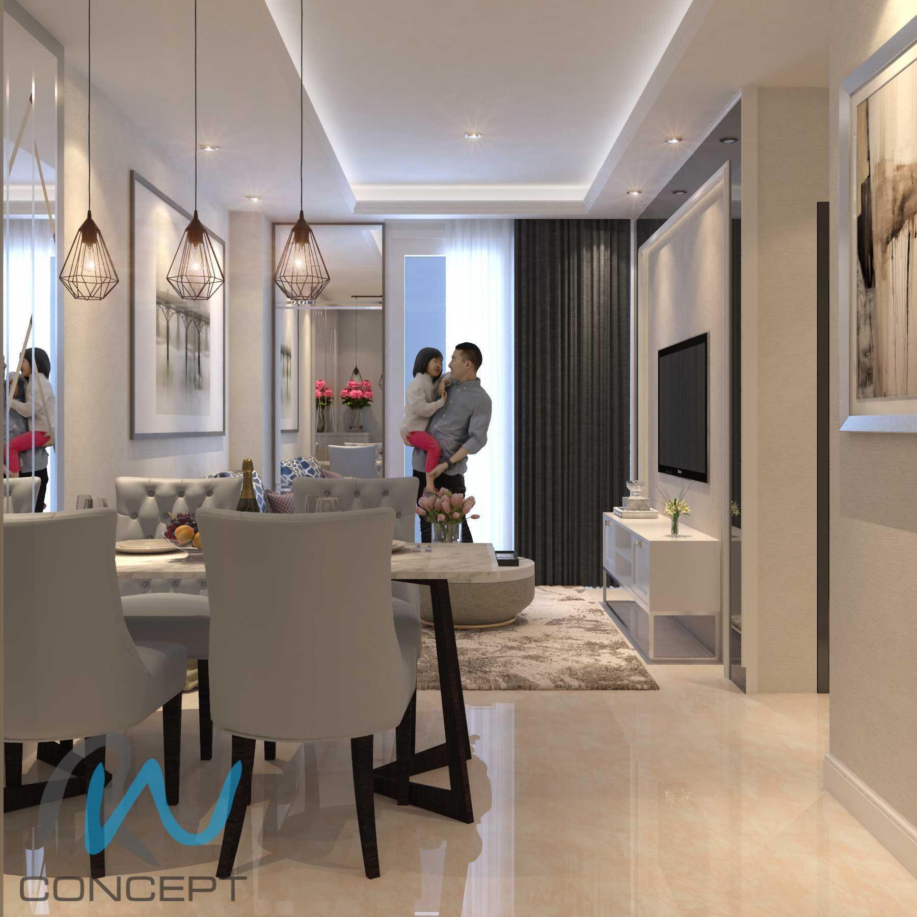 Interiaku Casa Grande Residence - Living Room Jakarta, Daerah Khusus Ibukota Jakarta, Indonesia Jakarta, Daerah Khusus Ibukota Jakarta, Indonesia Rw-Concept-Casa-Grande-Residence-Living-Room   61834
