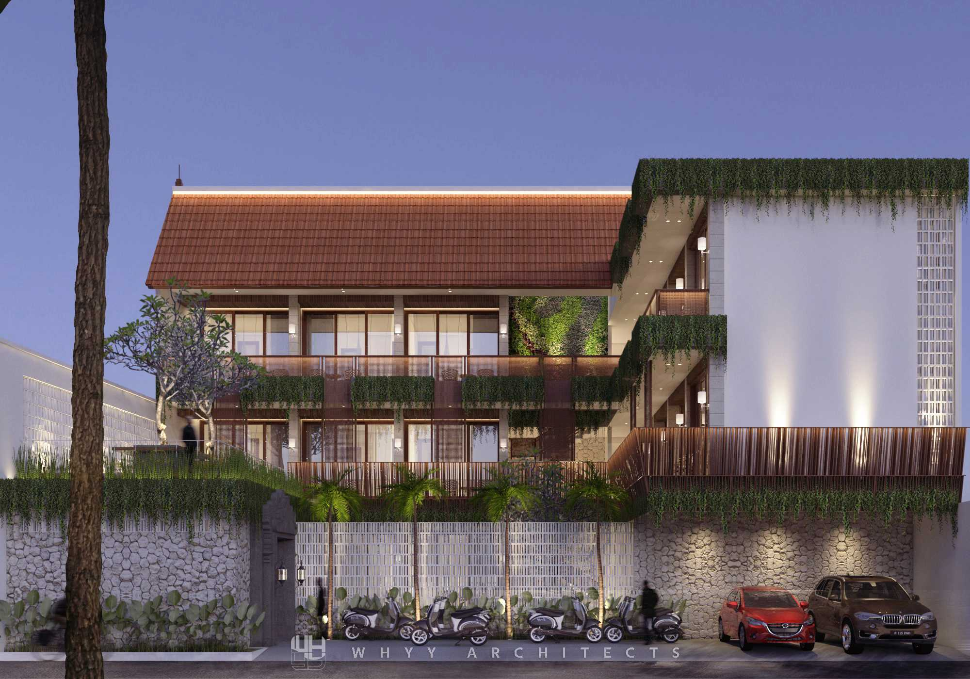 Whyy Architects Guest House Bali Bali, Indonesia Bali, Indonesia Whyy-Architects-Guest-House-Bali   90713