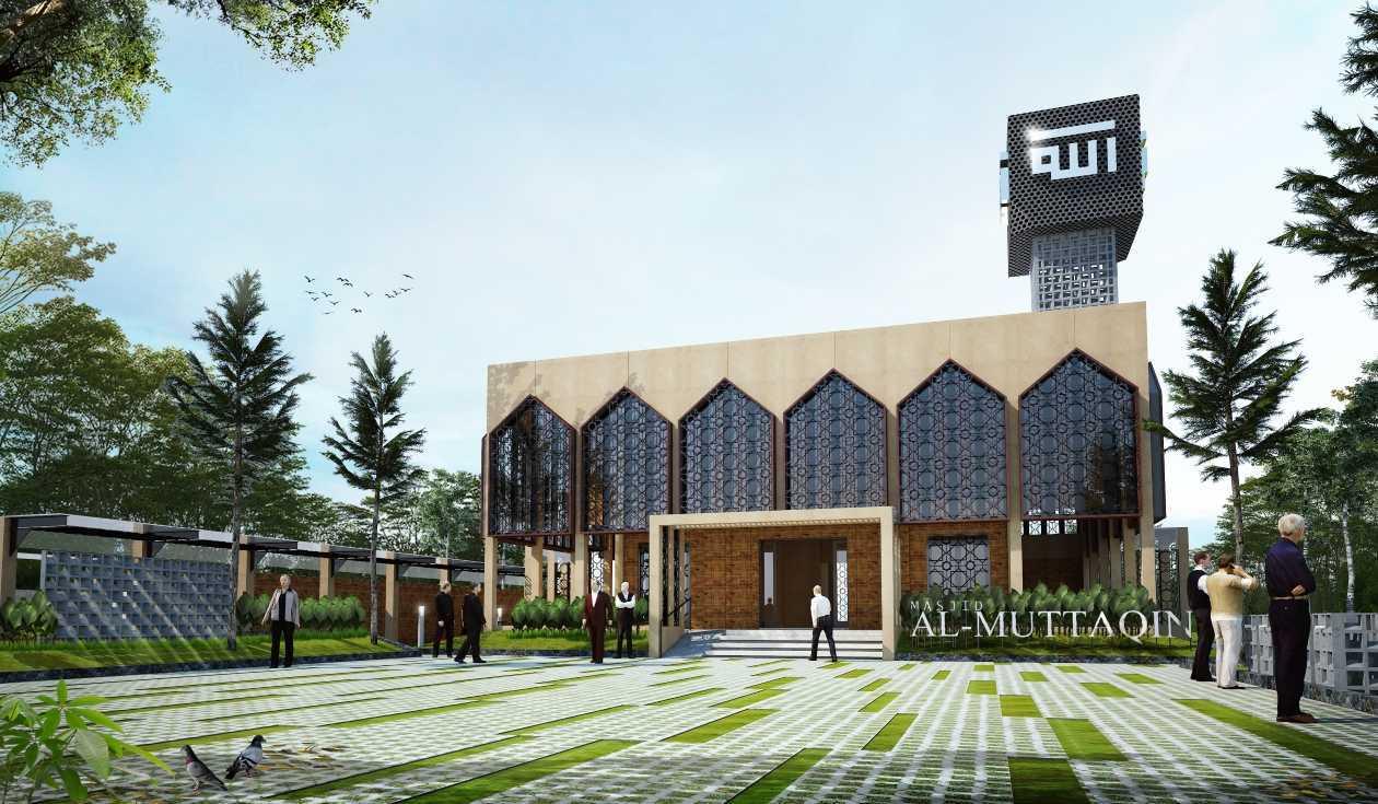 Satuvista Architect Masjid Al Muttaqin Jawa Timur, Indonesia Jawa Timur, Indonesia Satuvista-Architect-Masjid-Al-Muttaqin   61072