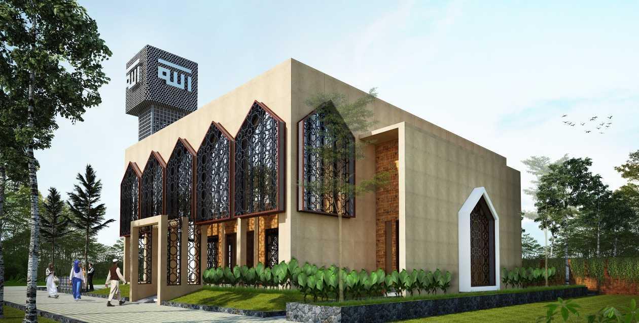 Satuvista Architect Masjid Al Muttaqin Jawa Timur, Indonesia Jawa Timur, Indonesia Satuvista-Architect-Masjid-Al-Muttaqin   61073