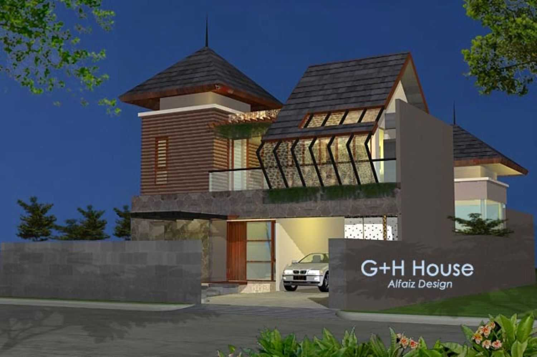 Alfaiz Design G House Kabupaten Banyumas, Jawa Tengah, Indonesia Kabupaten Banyumas, Jawa Tengah, Indonesia Alfaiz-Design-G-House   102807