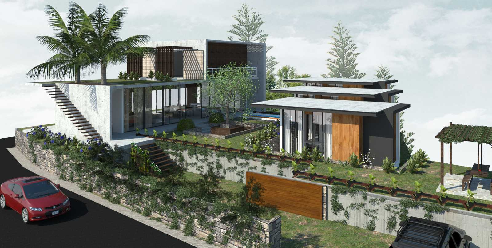 Archid Design&build Cj Villa Cijeruk, Kec. Cijeruk, Bogor, Jawa Barat, Indonesia Cijeruk, Kec. Cijeruk, Bogor, Jawa Barat, Indonesia Archid-Design-Build-Cj-Villa   87832