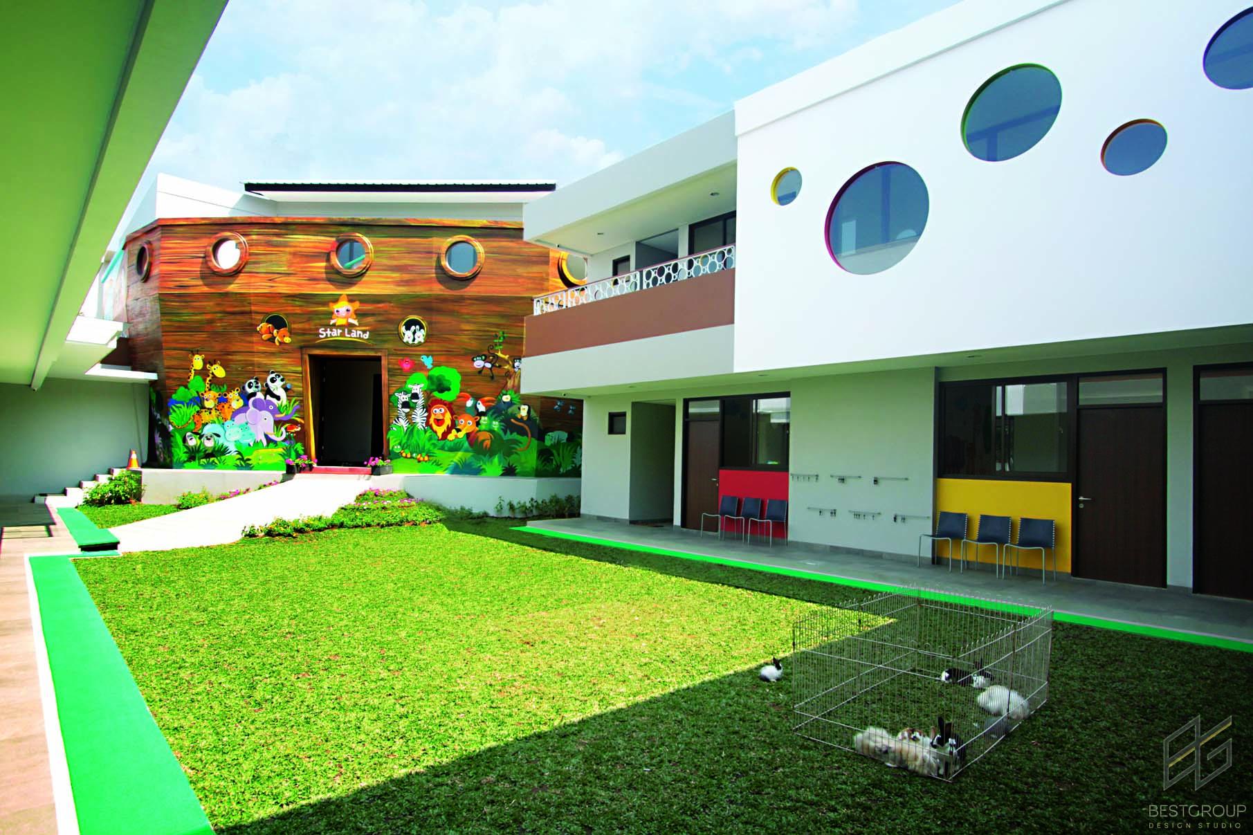 Best Group Design Studio Starland Kindergarten  Jl. Sersan Bajuri No.99, Isola, Sukasari, Kota Bandung, Jawa Barat 40154, Indonesia Jl. Sersan Bajuri No.99, Isola, Sukasari, Kota Bandung, Jawa Barat 40154, Indonesia Best-Group-Design-Studio-Starland-Kindergarten-   68401
