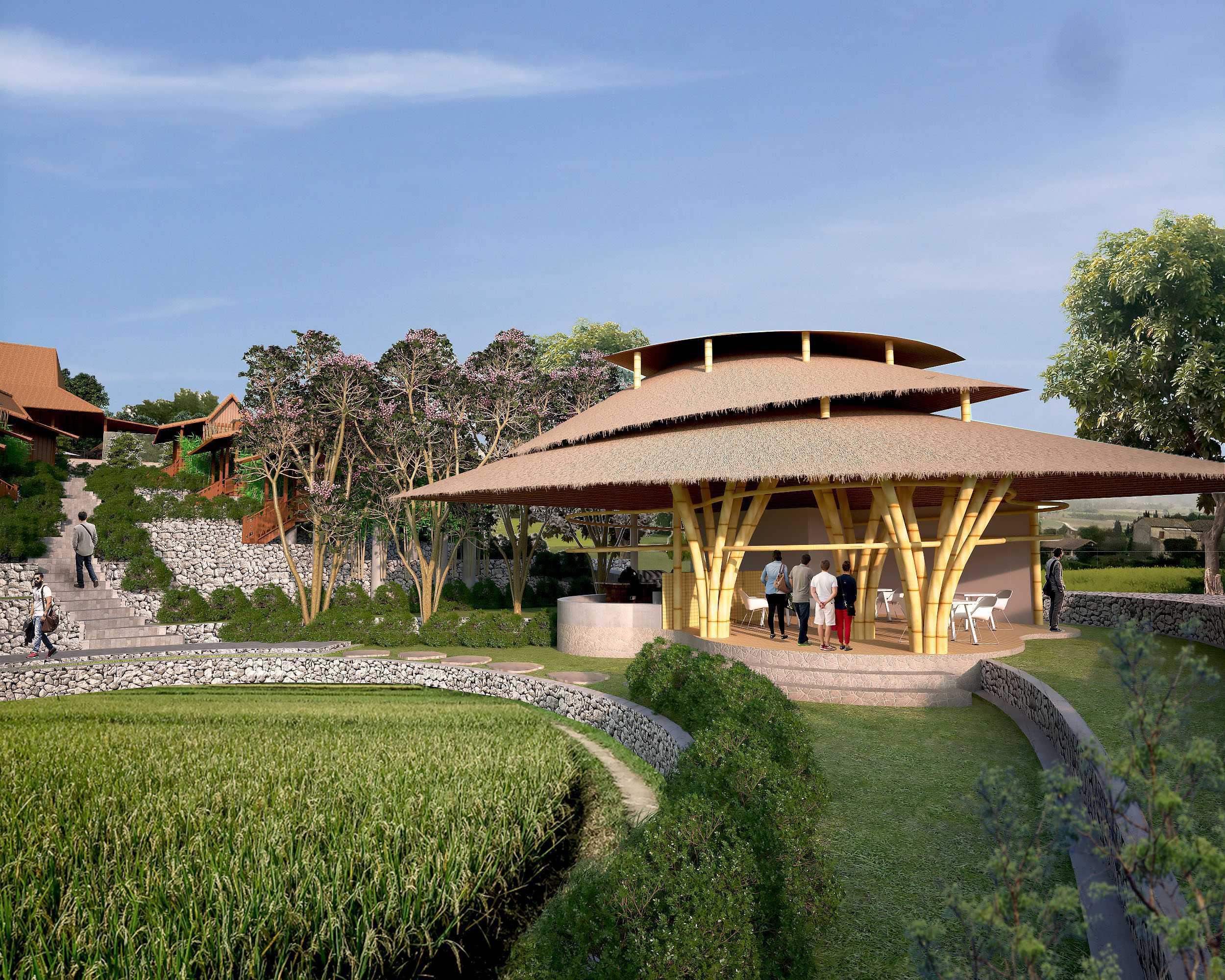 Goldmonk Architects Konseptual Villa Gladak Tibubeneng, Kuta Utara, Kabupaten Badung, Bali, Indonesia Tibubeneng, Kuta Utara, Kabupaten Badung, Bali, Indonesia Goldmonk-Architects-Konseptual-Villa-Gladak   63883