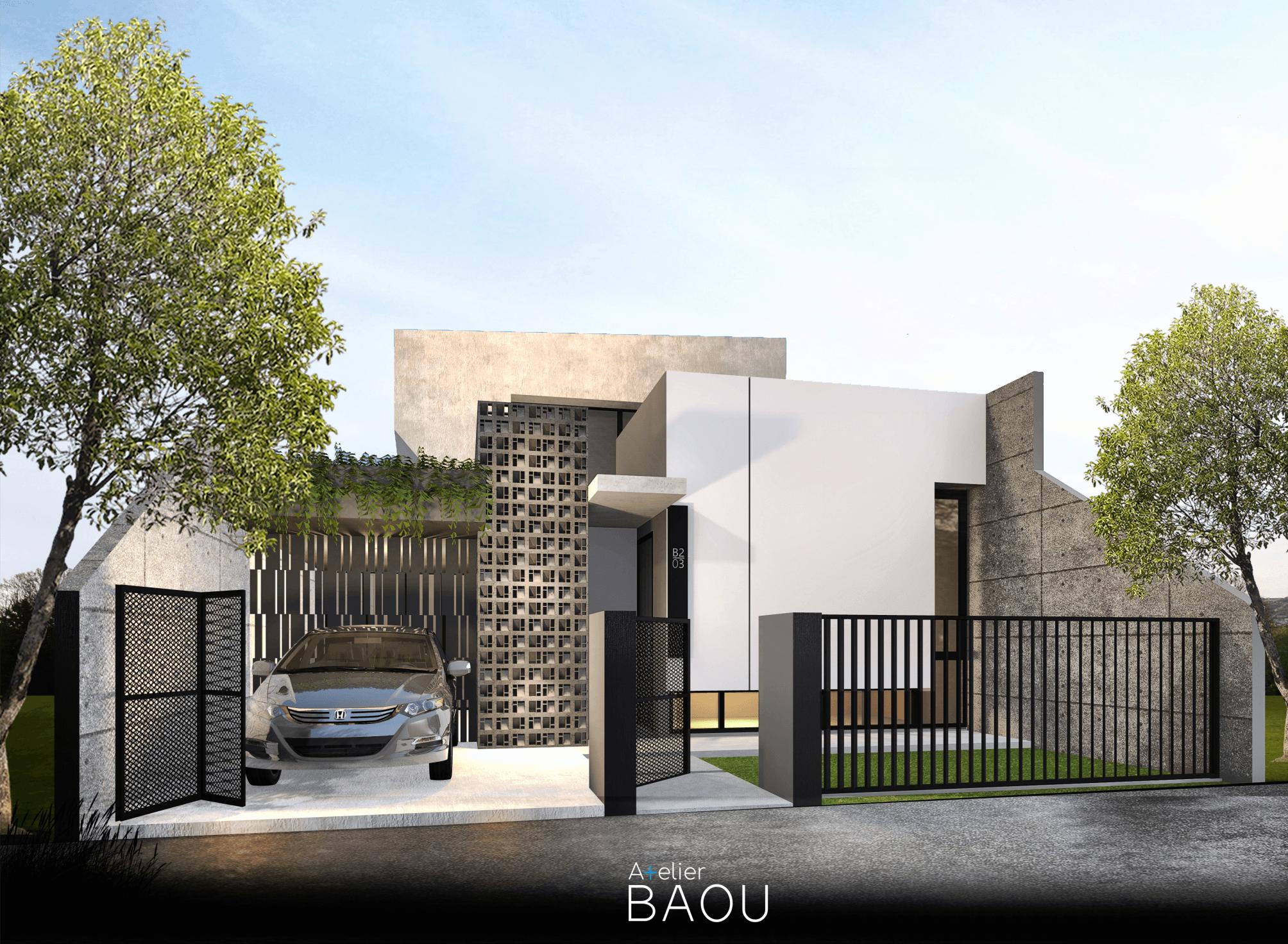 Atelier Baou S House Serang, Kec. Serang, Kota Serang, Banten, Indonesia Serang, Kec. Serang, Kota Serang, Banten, Indonesia Atelier-Baou-S-House   86451