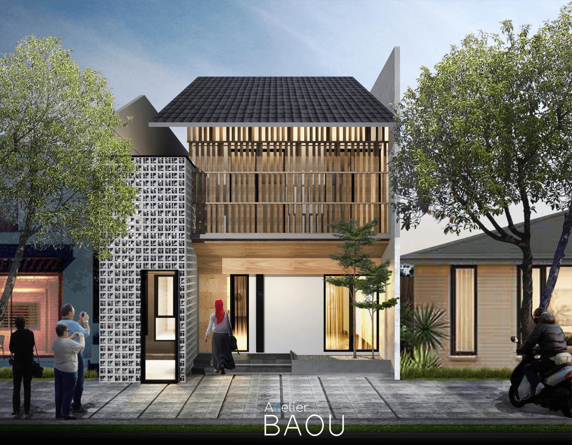 Atelier Baou Y House Cikarang, Bekasi, Jawa Barat, Indonesia Cikarang, Bekasi, Jawa Barat, Indonesia Atelier-Baou-Y-House   86452