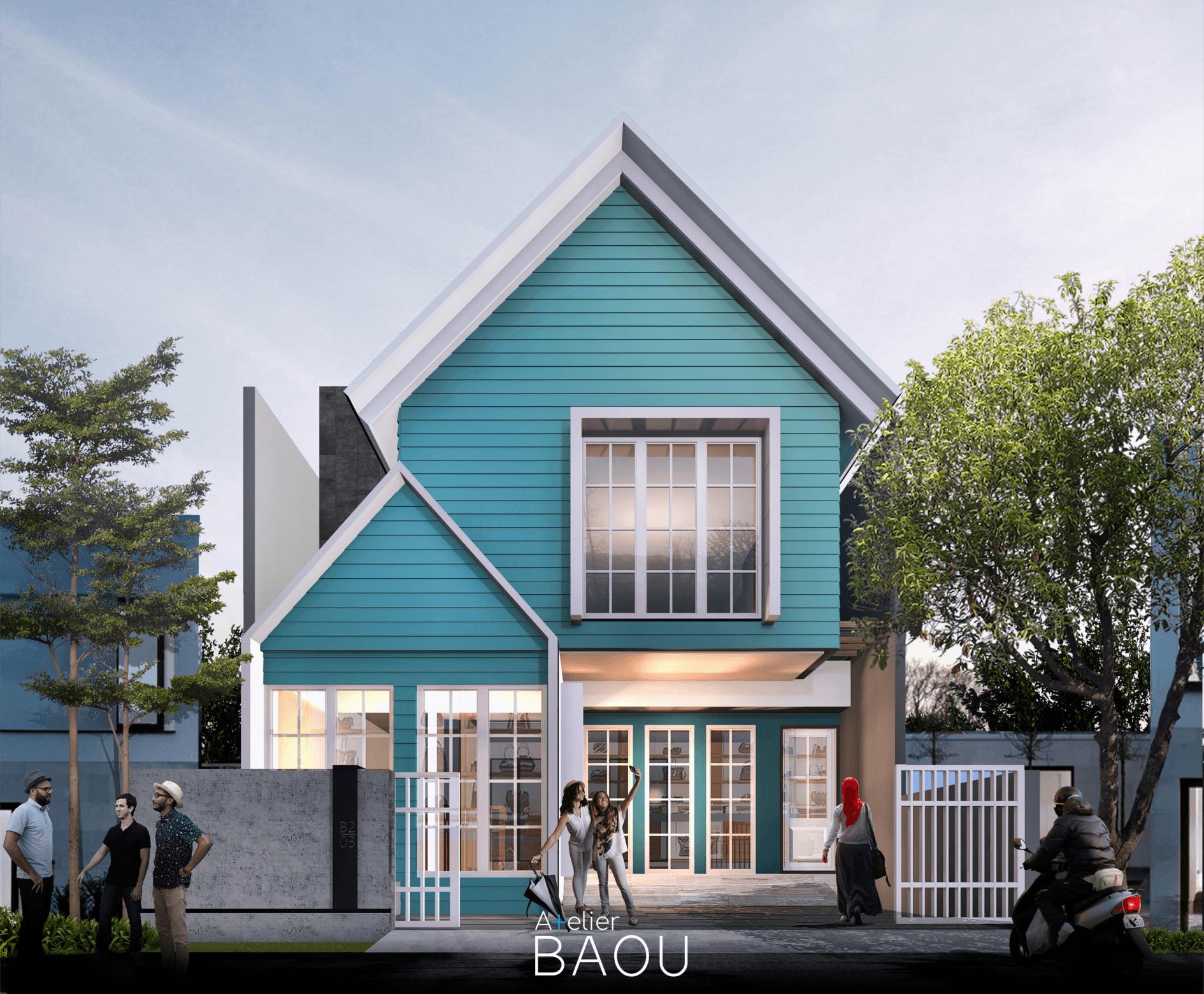Atelier Baou I House Bintara, Kec. Bekasi Bar., Kota Bks, Jawa Barat, Indonesia Bintara, Kec. Bekasi Bar., Kota Bks, Jawa Barat, Indonesia Atelier-Baou-I-House   86473
