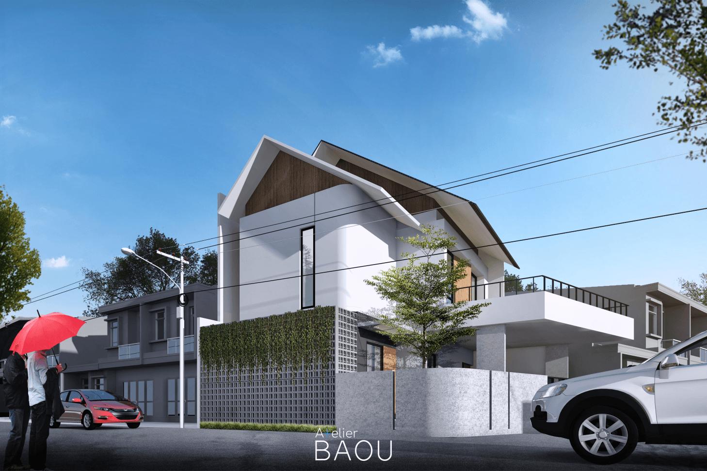 Atelier Baou Yt House Tangerang, Kota Tangerang, Banten, Indonesia Tangerang, Kota Tangerang, Banten, Indonesia Atelier-Baou-Yt-House   86495