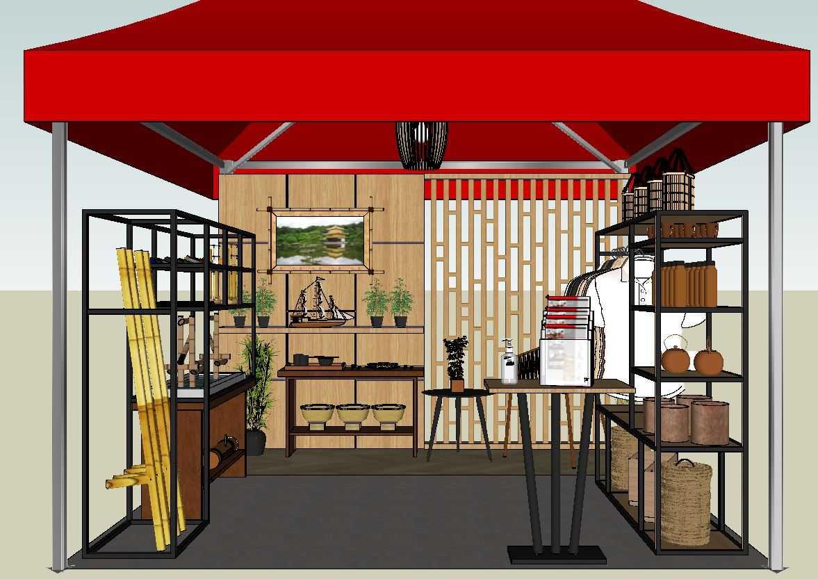 Arta Studio Bamboo Booth Bogor, Jawa Barat, Indonesia Bogor, Jawa Barat, Indonesia Arief-Muhammad-Nasution-Bamboo-Booth   108282