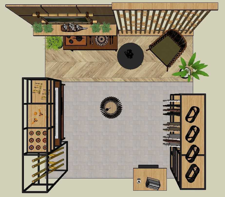 Arta Studio Bamboo Booth Bogor, Jawa Barat, Indonesia Bogor, Jawa Barat, Indonesia Arief-Muhammad-Nasution-Bamboo-Booth   108287