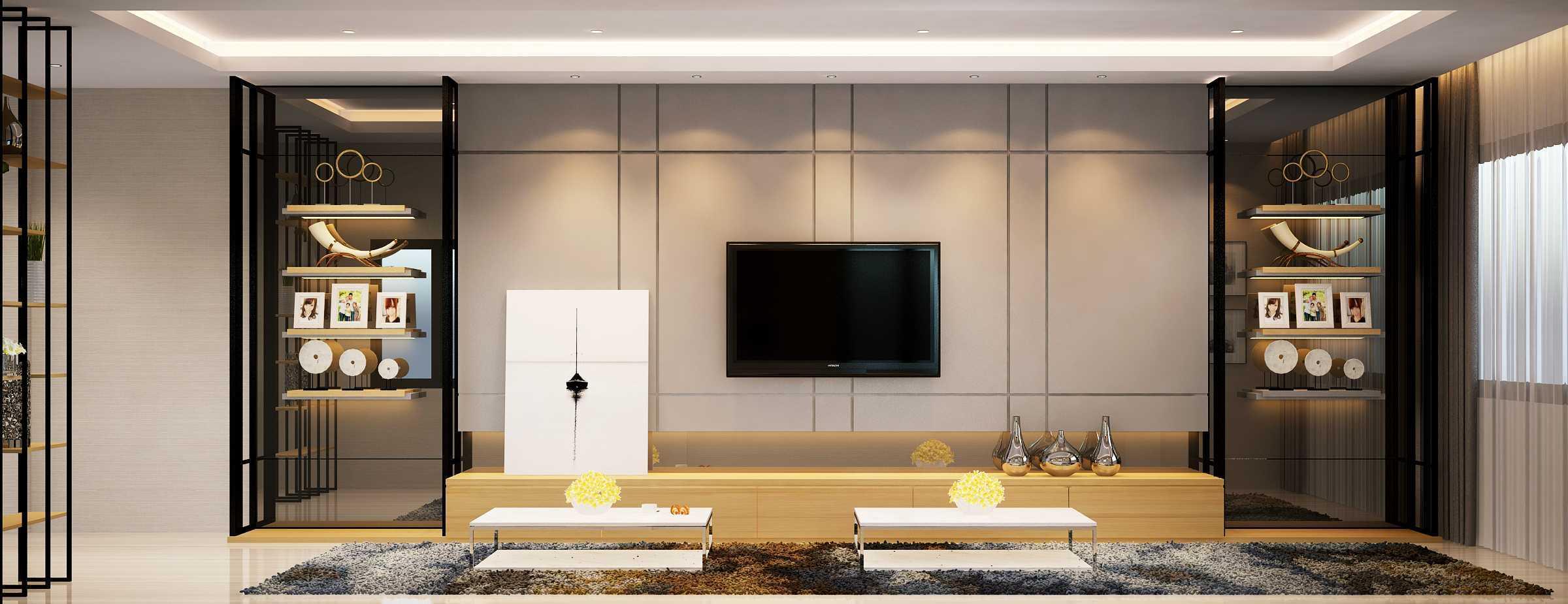 Simplifica Interior Mi House Medan, Kota Medan, Sumatera Utara, Indonesia Medan, Kota Medan, Sumatera Utara, Indonesia Simplifica-Interior-Mr-Ivan-House   62980