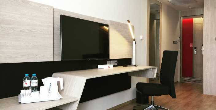 Talenta Interior Fox Harris Hotel Pekanbaru Pekanbaru, Kota Pekanbaru, Riau, Indonesia Pekanbaru, Kota Pekanbaru, Riau, Indonesia Talenta-Interior-Fox-Harris-Hotel-Pekanbaru   65517