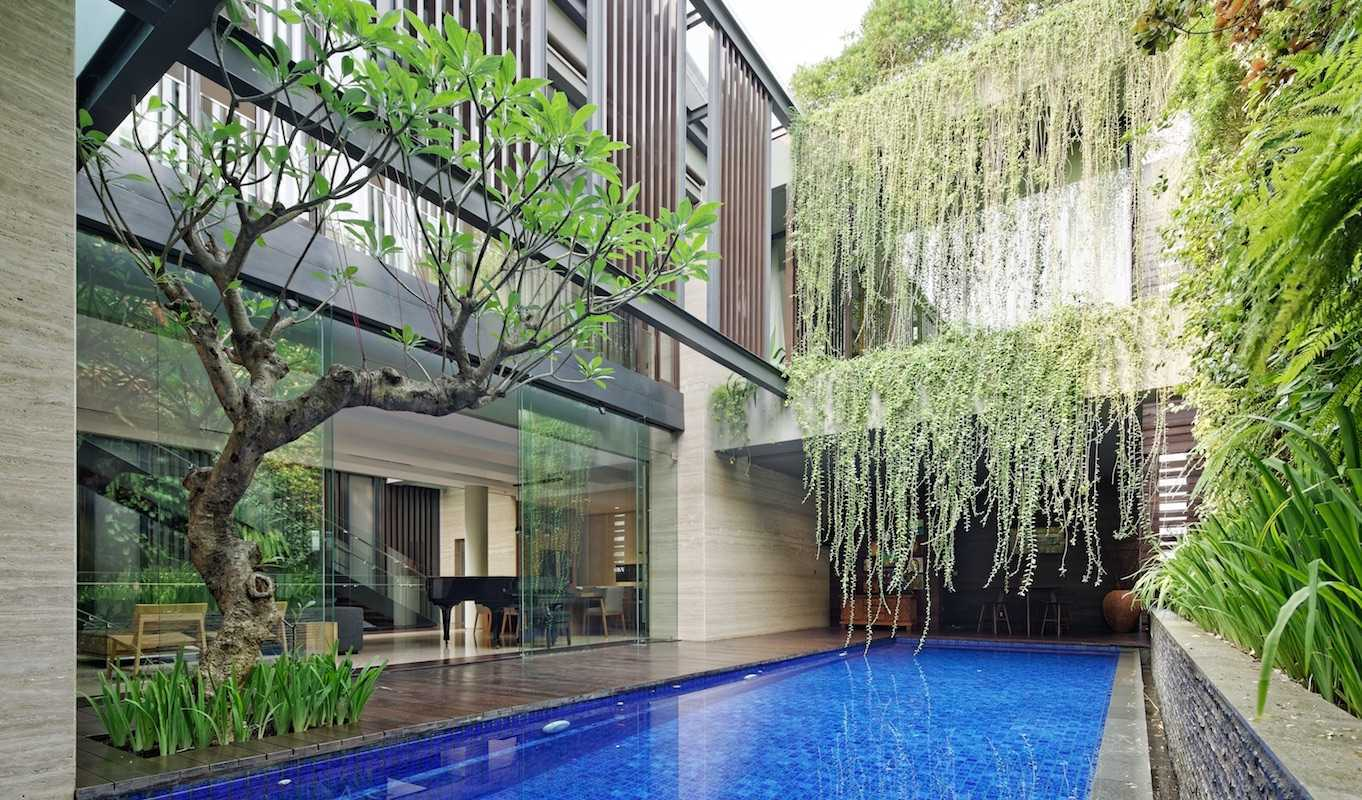 Gets Architects Ben House Daerah Khusus Ibukota Jakarta, Indonesia Daerah Khusus Ibukota Jakarta, Indonesia Swimming Pool Area   54403