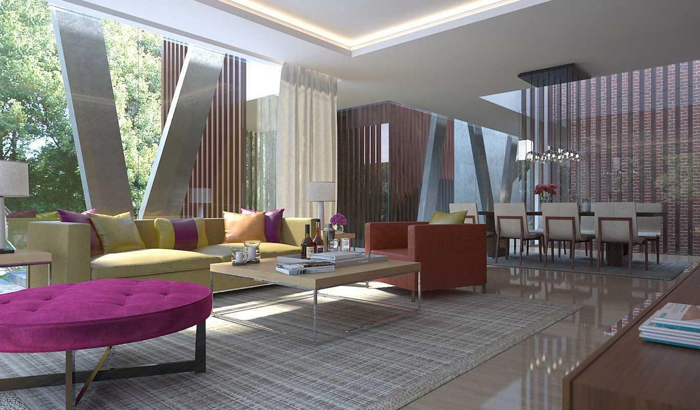 Gets Architects Rumah Ranting Daerah Khusus Ibukota Jakarta, Indonesia Daerah Khusus Ibukota Jakarta, Indonesia Living Room   54413