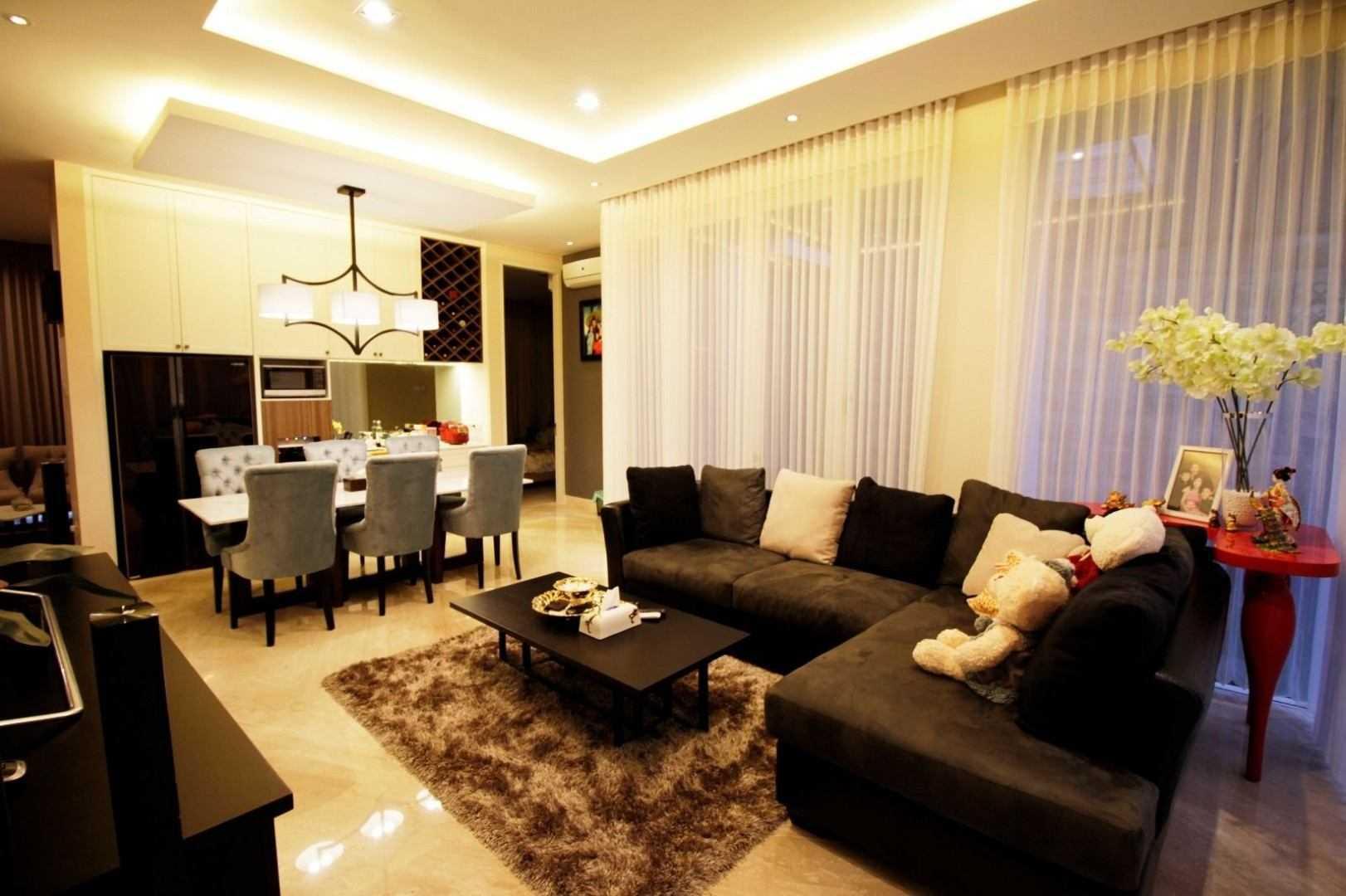 Kottagaris Interior Design Consultant Mr L Residence Surabaya, Kota Sby, Jawa Timur, Indonesia Surabaya, Kota Sby, Jawa Timur, Indonesia Family Room Classic  54608