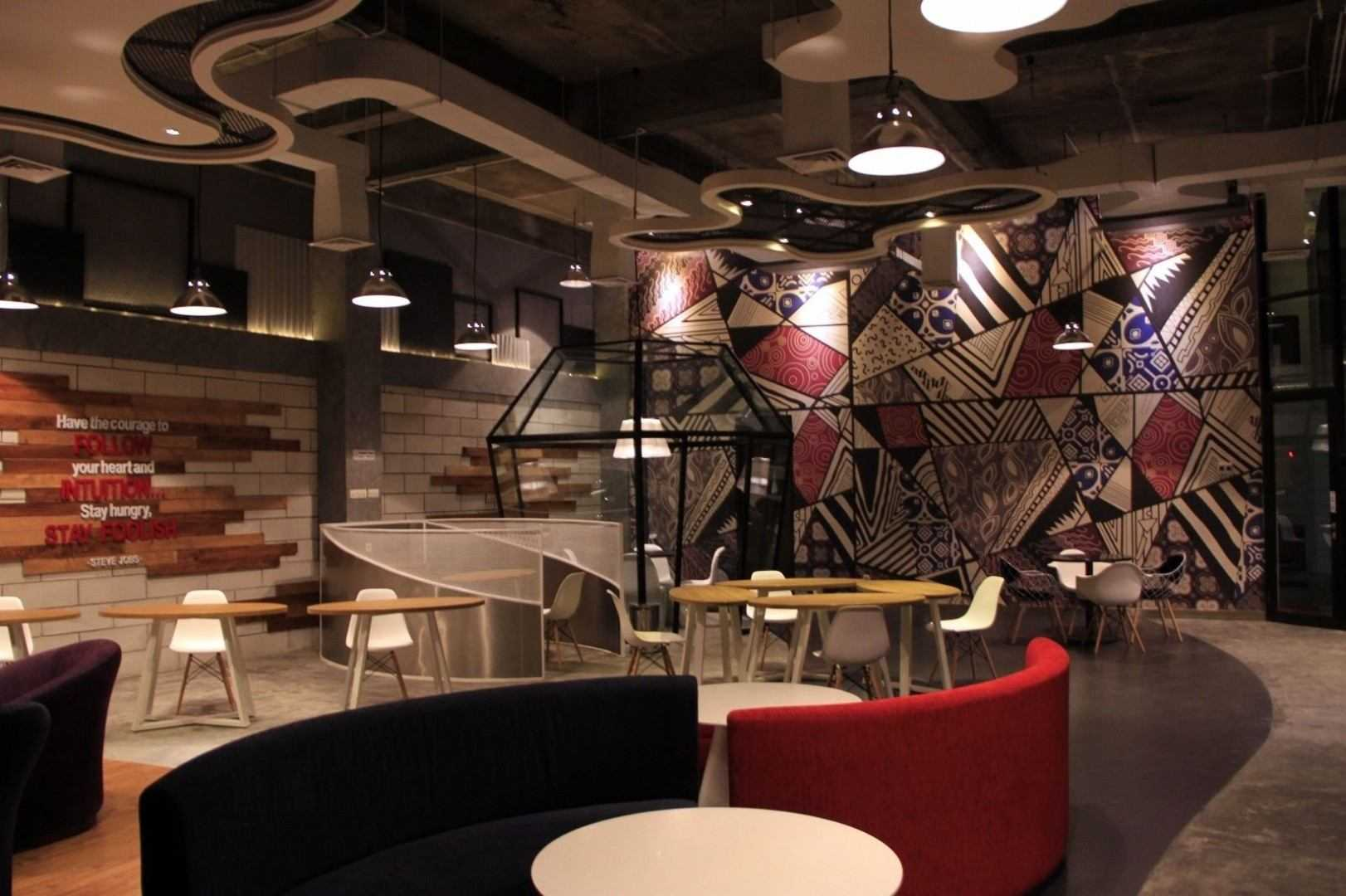 Kottagaris Interior Design Consultant Pt. Kreasi Teknologi Solusindo Surabaya, Kota Sby, Jawa Timur, Indonesia Surabaya, Kota Sby, Jawa Timur, Indonesia Seating Area Office   54624