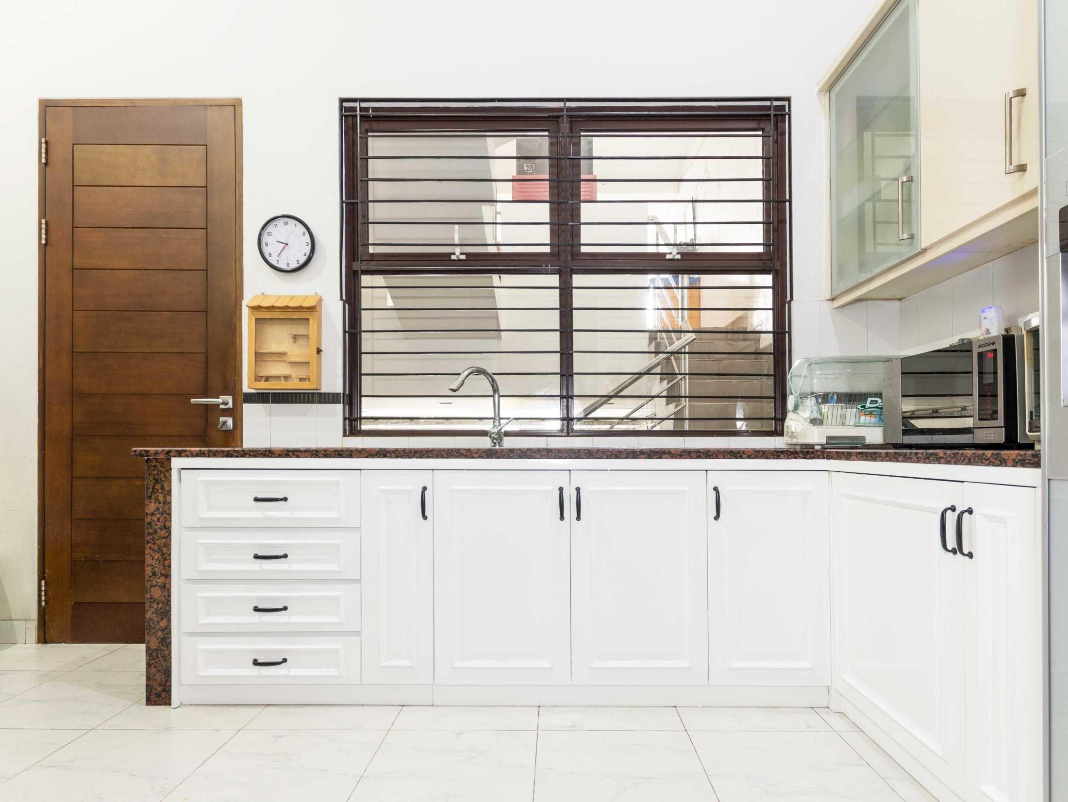 Total renov kitchen set for pluit residence jl pluit selatan raya rw 8