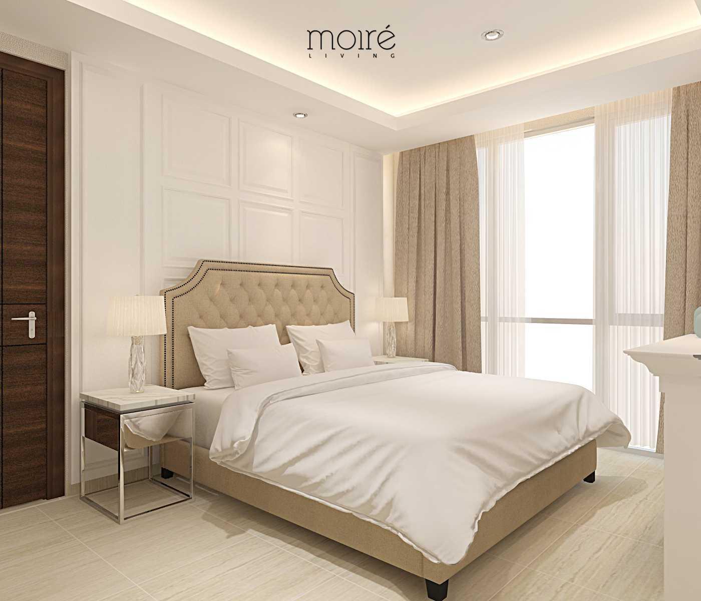 Foto inspirasi ide desain apartemen klasik Moire-living-windsor-apartment oleh MOIRE LIVING di Arsitag