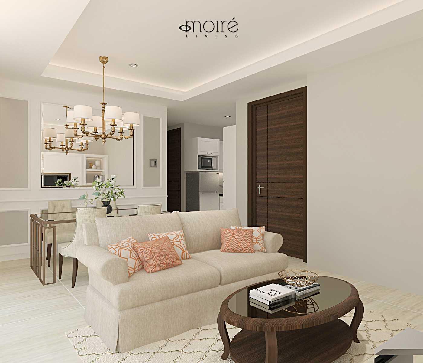 Moire Living Windsor Apartment Jakarta Barat, Kb. Jeruk, Kota Jakarta Barat, Daerah Khusus Ibukota Jakarta, Indonesia  Moire-Living-Windsor-Apartment Klasik 54862