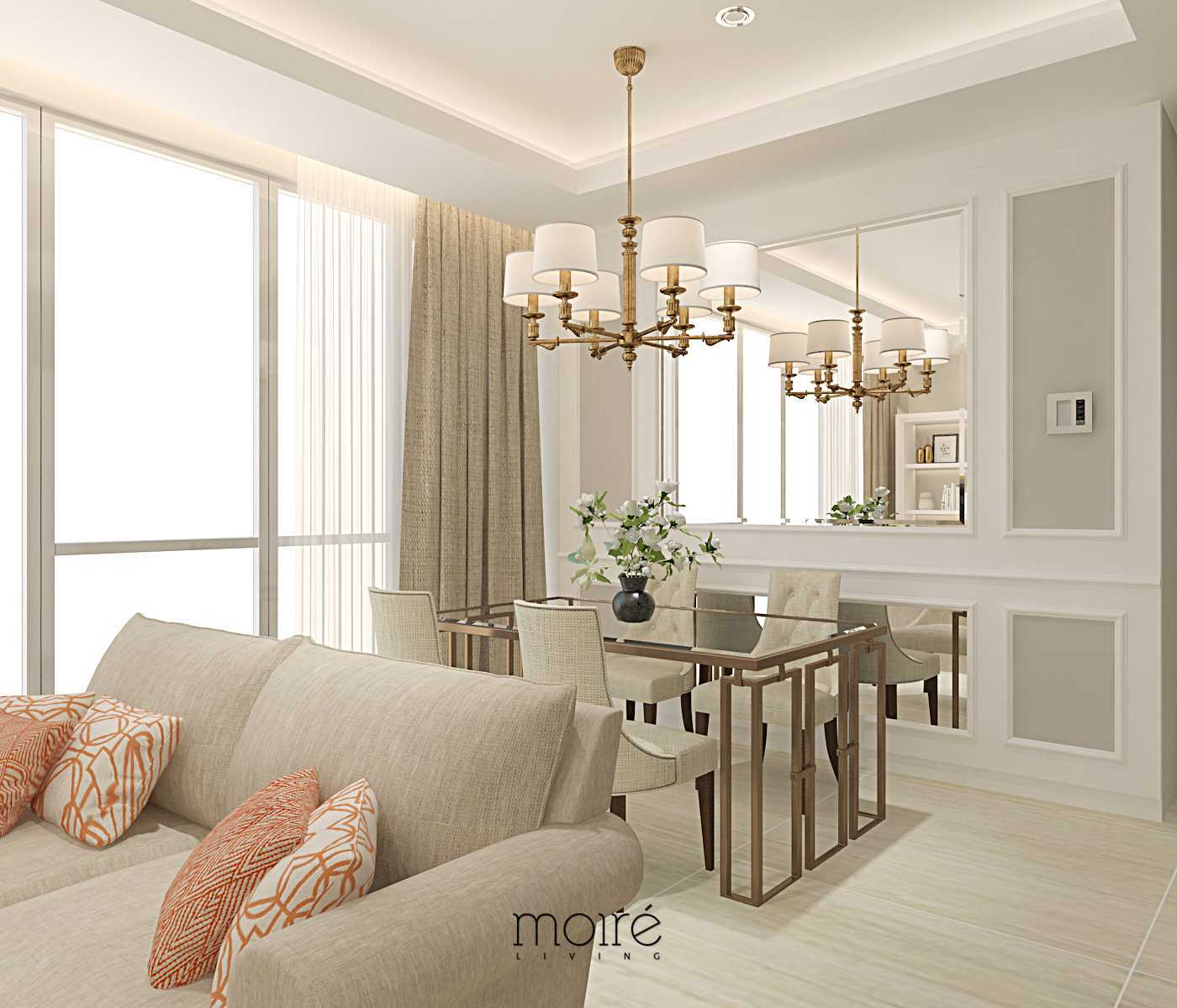 Moire Living Windsor Apartment Jakarta Barat, Kb. Jeruk, Kota Jakarta Barat, Daerah Khusus Ibukota Jakarta, Indonesia  Moire-Living-Windsor-Apartment Klasik 54863