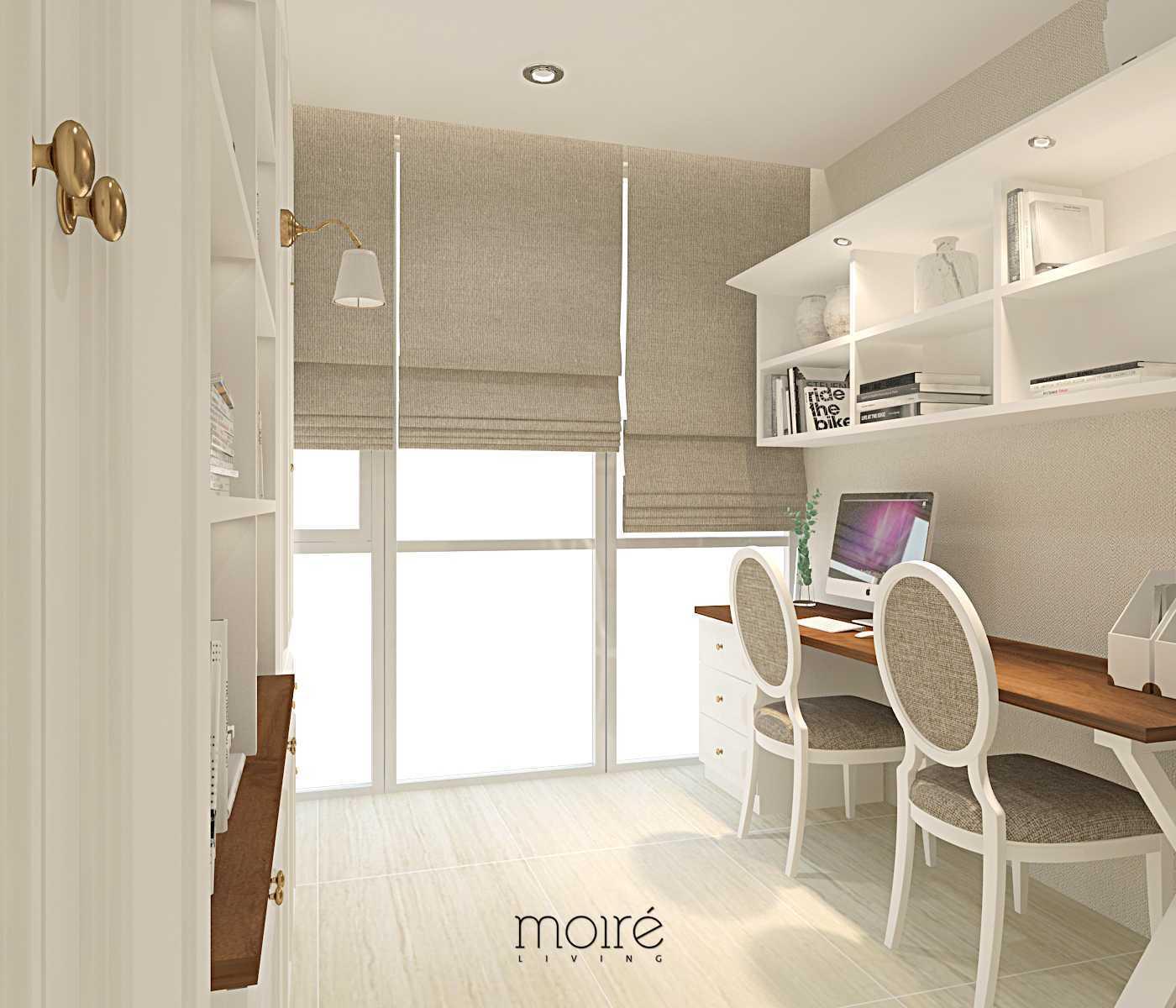 Moire Living Windsor Apartment Jakarta Barat, Kb. Jeruk, Kota Jakarta Barat, Daerah Khusus Ibukota Jakarta, Indonesia  Moire-Living-Windsor-Apartment Klasik 54865