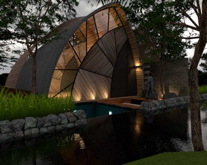 Jasa Design and Build EINHAUS di Papua