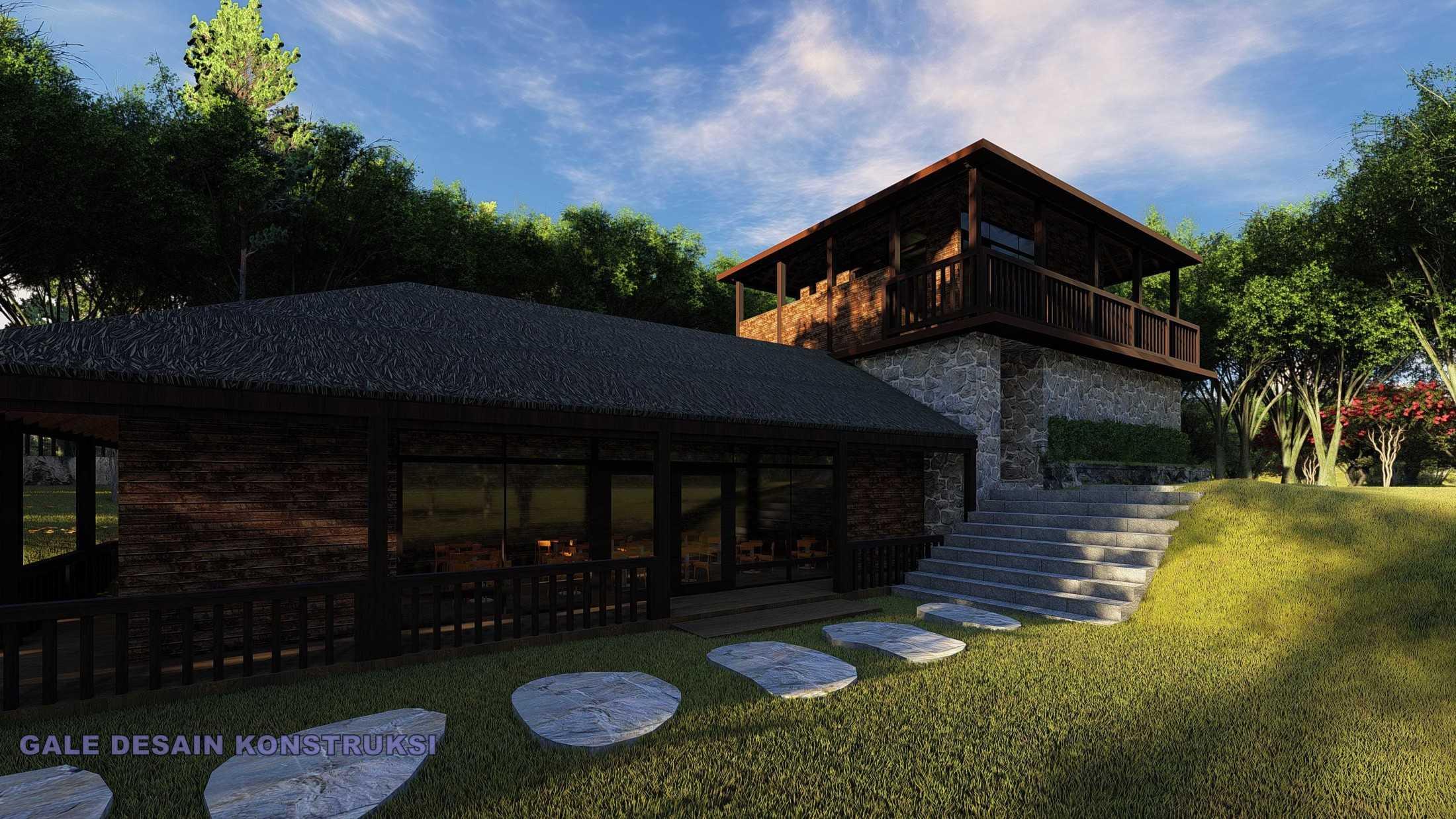 Gale Desain Konstruksi di Lombok Utara