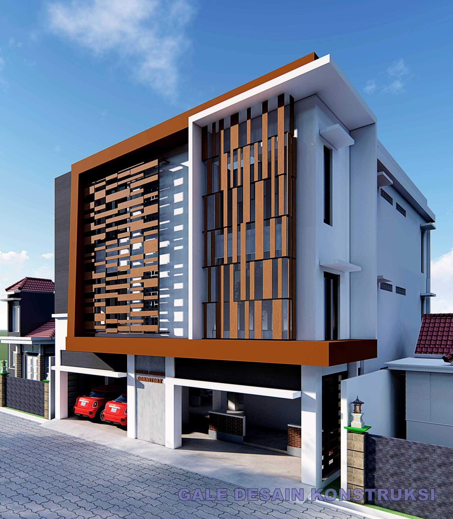 Gale Desain Konstruksi di Mataram