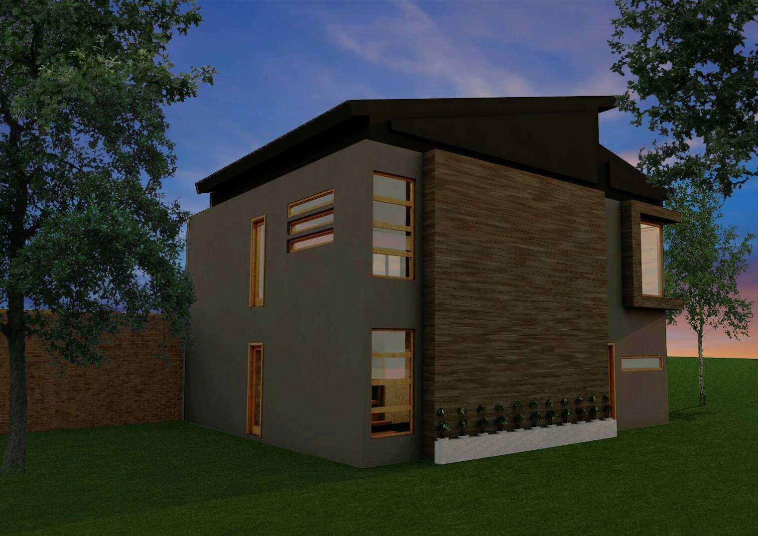 Ansitama Architecture Studio Rumah Hunian Bapak Hijri Jambi, Kota Jambi, Jambi, Indonesia Jambi, Kota Jambi, Jambi, Indonesia Ansitama-Architetcture-Studio-Rumah-Hunian-Bapak-Hijri  56251