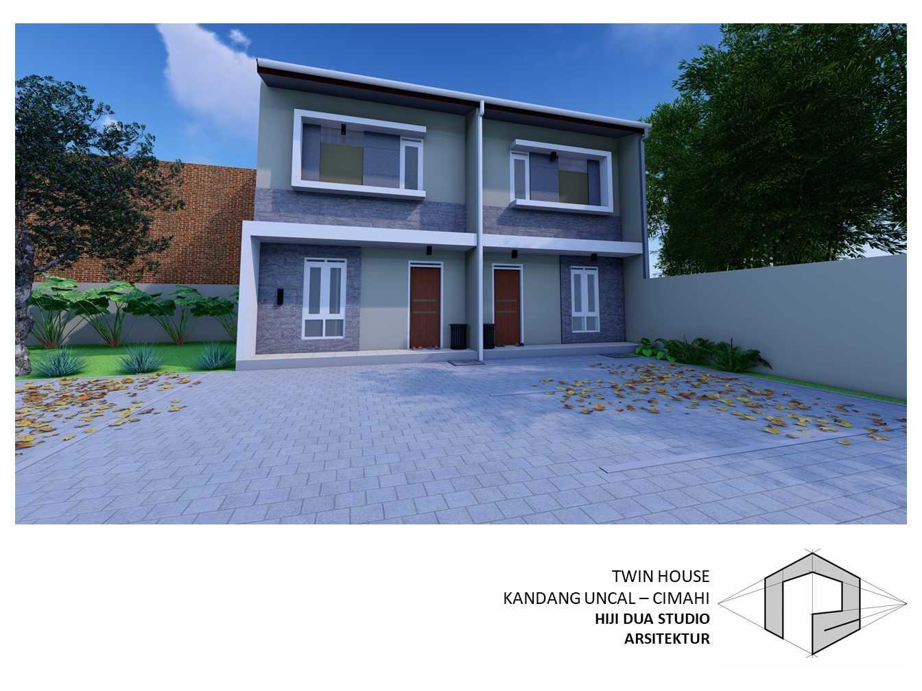 Hiji Dua Studio Arsitektur di Cimahi