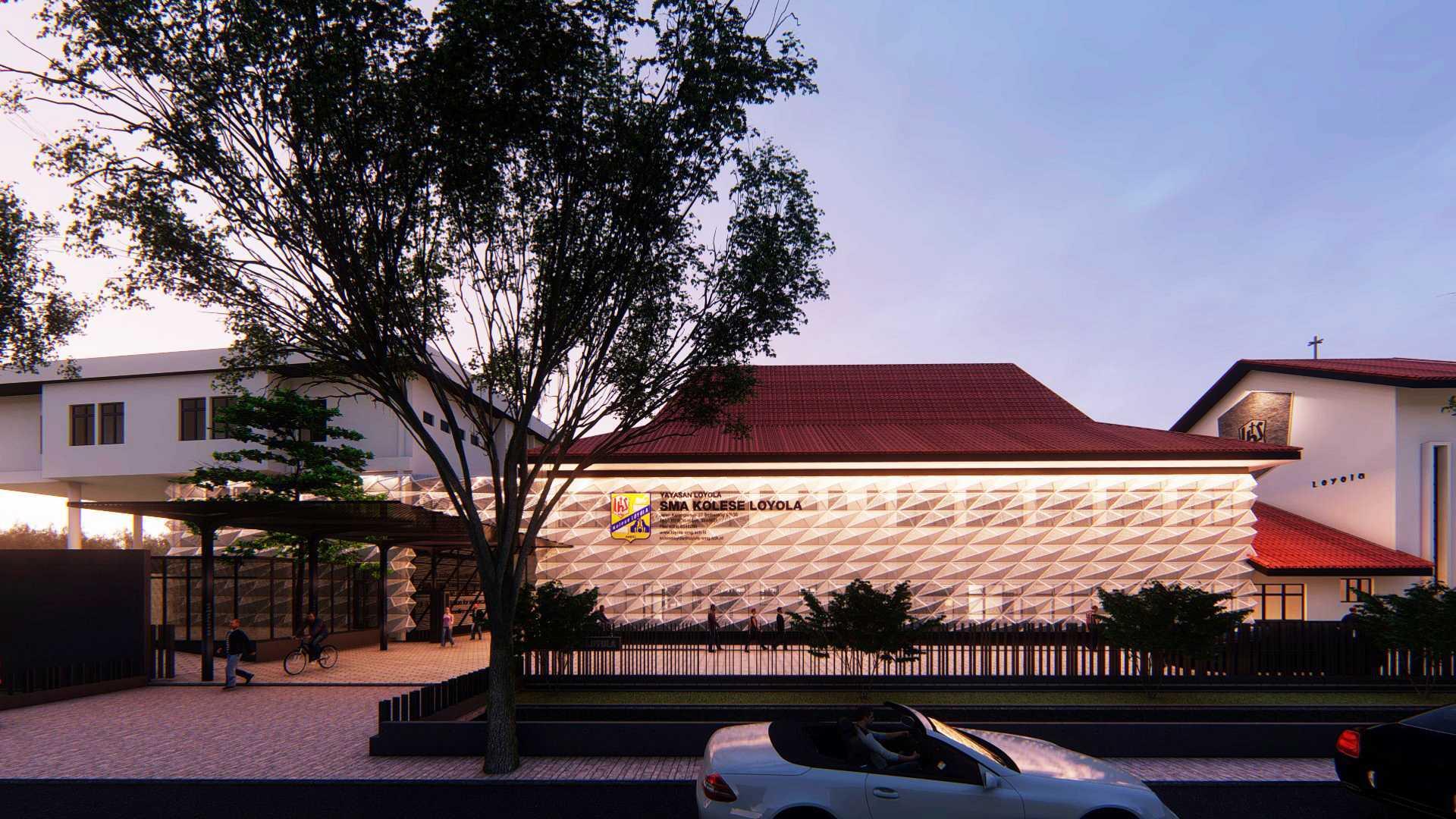 Aeternite Loyola College Semarang Tengah, Kota Semarang, Jawa Tengah, Indonesia Semarang Tengah, Kota Semarang, Jawa Tengah, Indonesia Aeternite-Loyola-College  63821