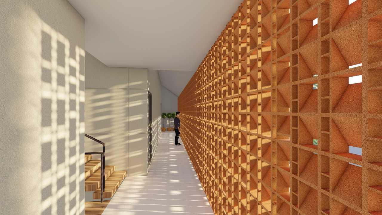 Raaj Gill Arsitek Terrace House Jakarta, Daerah Khusus Ibukota Jakarta, Indonesia Jakarta, Daerah Khusus Ibukota Jakarta, Indonesia Raaj-Gill-Arsitek-Terrace-House  74858