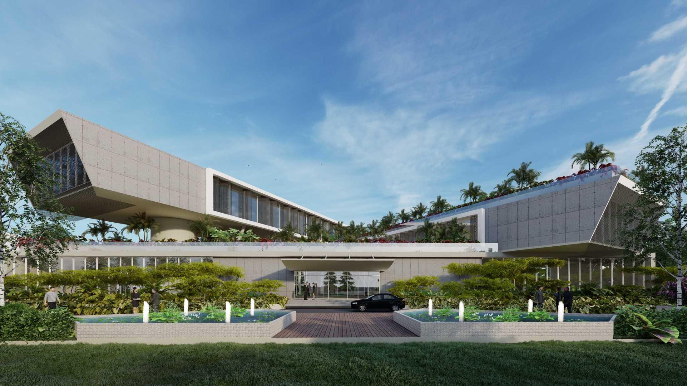 Jasa Design and Build Raaj Gill Arsitek di Riau